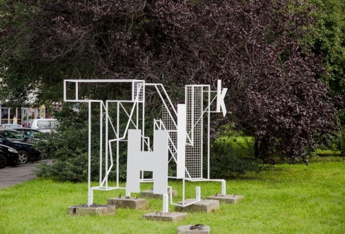 Gregor Gonsior installation