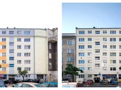 Facade modernization