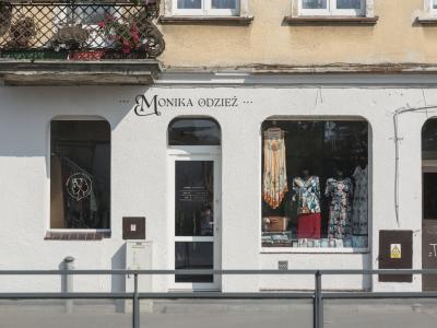 Women's clothing store - Monika