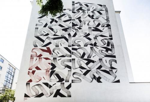 Blaqk mural