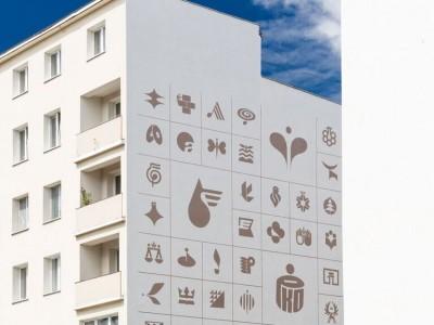 Mural Karola Śliwki