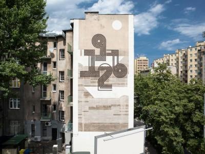 Negation Studio mural