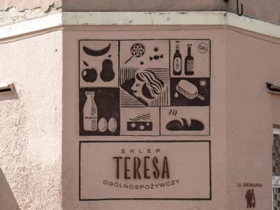 Grocery store Teresa