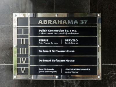 Information signboard